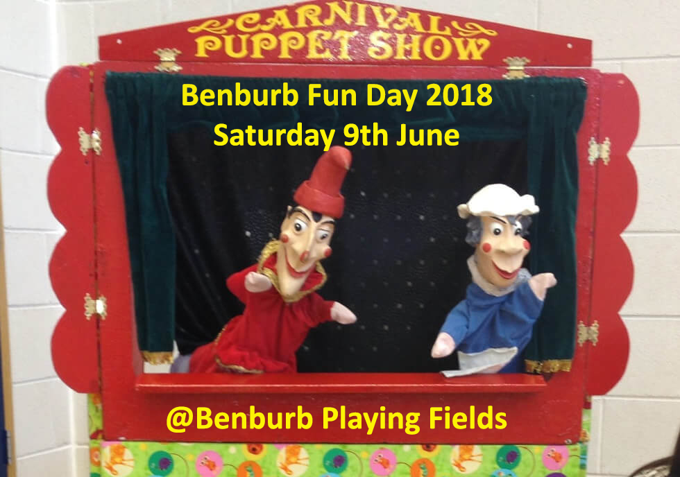 Benburb Fun Day